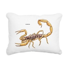 Scorpion Animal Rectangular Canvas Pillow