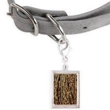 Rice Small Portrait Pet Tag