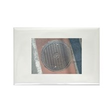 Manhole Rectangle Magnet (10 pack)