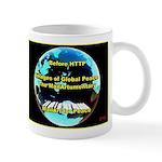 Images of Global Peace Mug