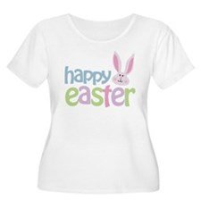 happyeaster Plus Size T-Shirt