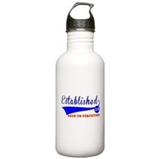 18 Birthday Designs Water Bottle