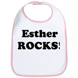 Esther Rocks! Bib