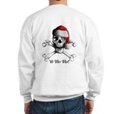 Christmas Pirate (back) Jumper
