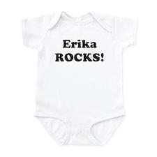 Erika Rocks! Infant Bodysuit