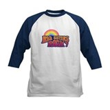Big Sisters Rock! Baseball Jersey