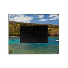 Summertime at Honolua Bay, Maui is a Picture Frame