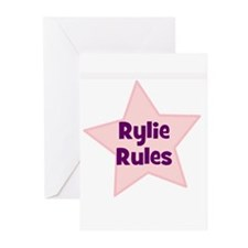 Rylie Rules Greeting Cards (Pk of 10)