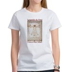 Vitruvian Man Women's T-Shirt