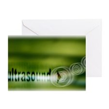 Ultrasound Greeting Cards (Pk of 10)