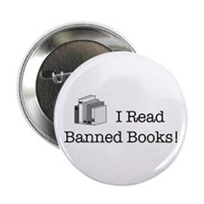 "Banned Books! 2.25"" Button (100 pack)"