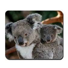 Koala and Joey Mousepad