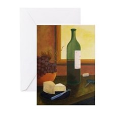 StephanieAM Wine Greeting Cards (Pk of 10)