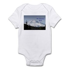 Mt Shasta Infant Bodysuit