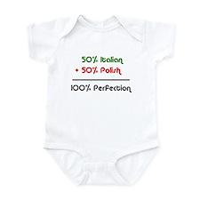 Italian & Polish Infant Bodysuit