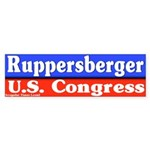 Dutch Ruppersberger Bumper Sticker