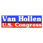 Chris Van Hollen Bumper Sticker