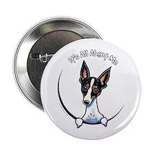 """Rat Terrier IAAM 2.25"""" Button"""