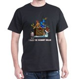 Schmidt House Black T-Shirt
