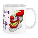 Scary Clowns Tasse