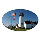 Chatham light, Cape Cod, Mass Decal