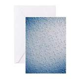 Braille Greeting Cards (Pk of 10)