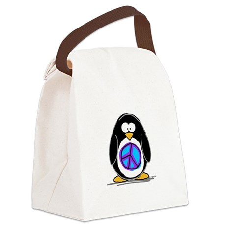 Peace.jpg Canvas Lunch Bag