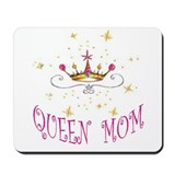 QUEEN MOM Mousepad
