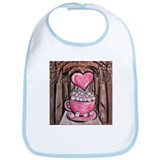 Marshmallows Bib