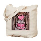 Marshmallows Tote Bag