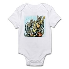 Unique Armadillos Infant Bodysuit