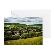 Peak District, England Greeting Card