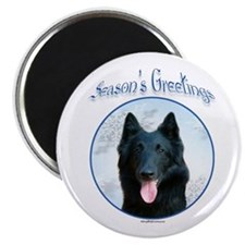 Belgian Sheep Season Magnet