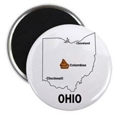 Unique Anti michigan Magnet