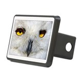 Falconry bird Rectangular Hitch Cover