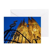 Sep 2003, Temple Expiato Greeting Cards (Pk of 10)