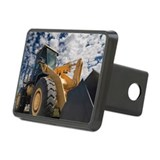 Digger machine Rectangular Hitch Cover