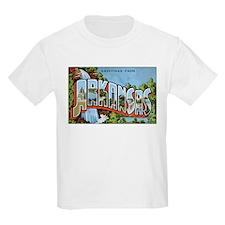 Arkansas Greetings Kids T-Shirt