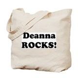 Deanna Rocks! Tote Bag