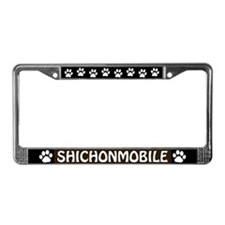 Shichonmobile License Plate Frame
