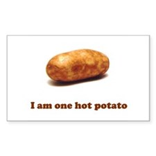 Hot Potato Decal