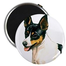 "RAT TERRIER 2.25"" Magnet (100 pack)"