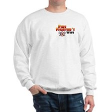 Fire Fighter's Wife Sweatshirt
