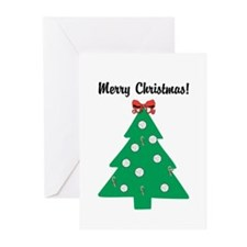 Volleyball Christmas! Greeting Cards (Pk of 10)