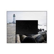 Walton Lighthouse, Santa Cruz, Calif Picture Frame