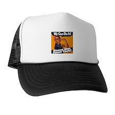 Women with Power Tools Trucker Hat