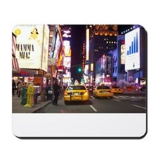 Broadway Lights Mousepad