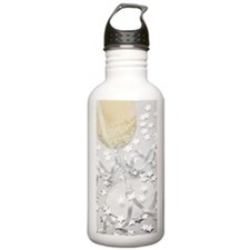 champagne Water Bottle