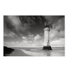 Perch Rock Lighthouse Postcards (Package of 8)