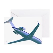 Airplane Greeting Cards (Pk of 10)